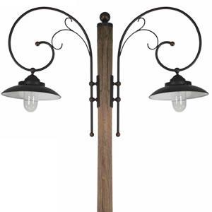 Lampade da giardino esterne ispirazione design casa - Lampade esterno design ...